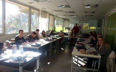 Arranca el curso «Inglés Financiero»