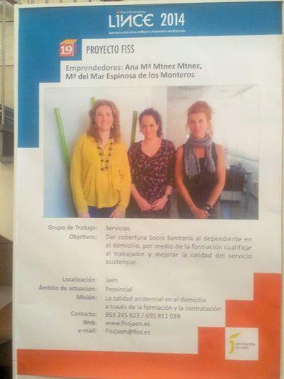 FISS Jaén finalista en el Proyecto Lince