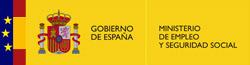 Logo Miniestrerio de Empleo y Seguridad Social