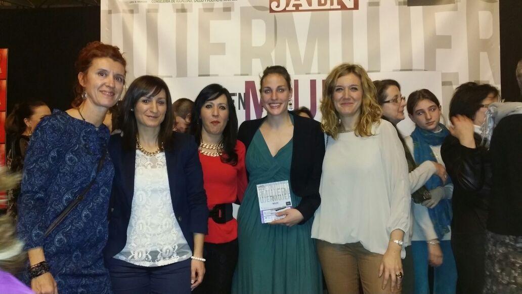 FISS Jaén colabora patrocinando el premio Mujer extraordinaria